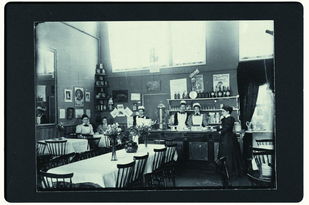 Cafe Pomona Leipzig